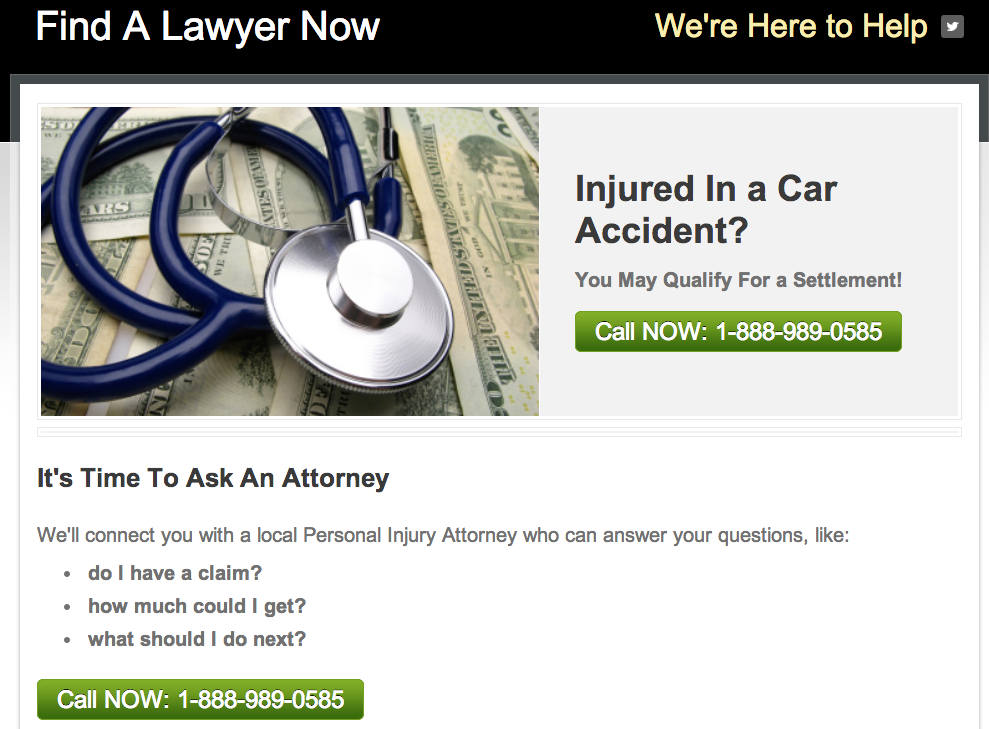 Find A Personal Attorney Lawyer For Me